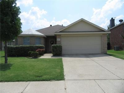 Mckinney Single Family Home Active Option Contract: 9709 Nixon Drive