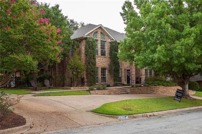 Fort Worth Single Family Home For Sale: 6920 Allen Place Drive