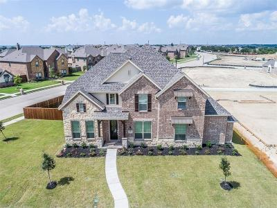 Rockwall Single Family Home For Sale: 596 Southwestern