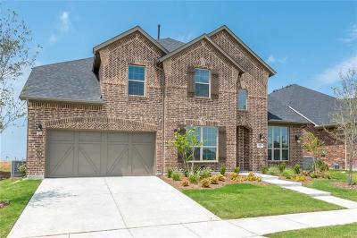 Prosper Single Family Home For Sale: 820 Walworth