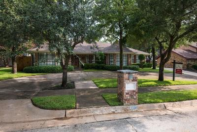 Bedford, Euless, Hurst Single Family Home Active Option Contract: 213 Eagle Court