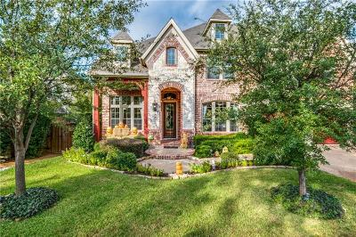 Dallas Single Family Home For Sale: 8221 Midway