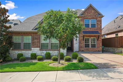 Lewisville Single Family Home For Sale: 2616 Sir Wade Way