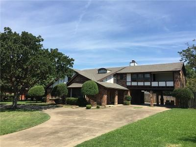 Hurst Single Family Home For Sale: 412 Charleston Court