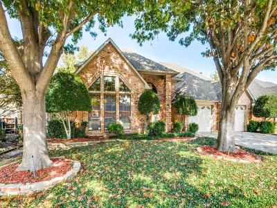 Coppell Single Family Home For Sale: 328 Parkview Place