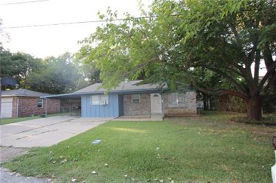 Kaufman Single Family Home For Sale: 303 E Hickory Street