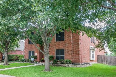 Flower Mound Single Family Home For Sale: 2812 Tophill Lane