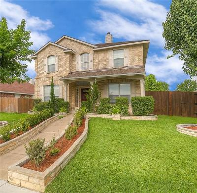 Mesquite Single Family Home For Sale: 935 Clear Creek Drive