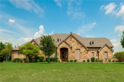 Fort Worth TX Single Family Home For Sale: $539,900