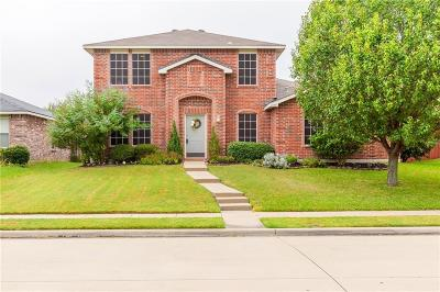 Rockwall Single Family Home For Sale: 1440 Foxwood Lane
