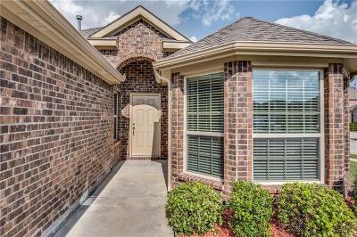 McKinney Single Family Home For Sale: 429 Roger Graves Circle