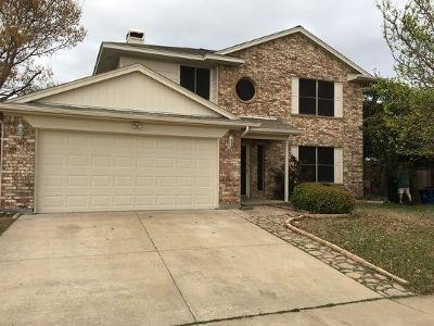Watauga Single Family Home For Sale: 7028 Brookdale Drive