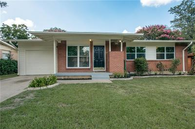 Bedford, Euless, Hurst Single Family Home Active Option Contract: 736 Pine Street