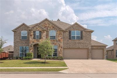 Little Elm Single Family Home For Sale: 2264 Hideaway Point Drive