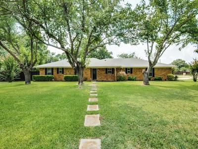 Arlington Single Family Home For Sale: 7408 Willow Oak Lane