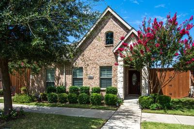 Frisco Single Family Home Active Option Contract: 7253 Bluff Top Road