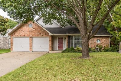 Rockwall, Fate, Heath, Mclendon Chisholm Single Family Home Active Option Contract: 114 Windmill Ridge Drive