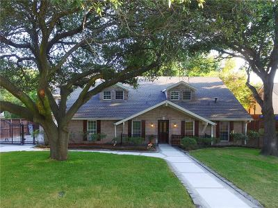 Single Family Home For Sale: 2610 Rockbrook Drive