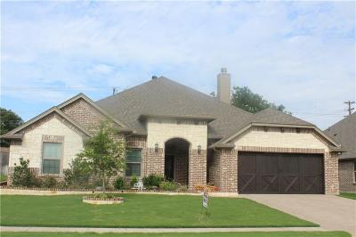 Weatherford Single Family Home For Sale: 1217 Thistle Hill Trail