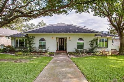 Dallas Single Family Home For Sale: 6846 Kenwhite Drive