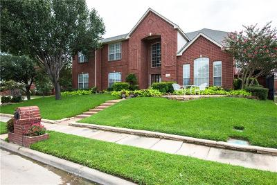 Keller Single Family Home For Sale: 2125 Crimson Lane