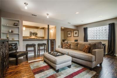 Dallas Condo For Sale: 4231 Travis Street #27