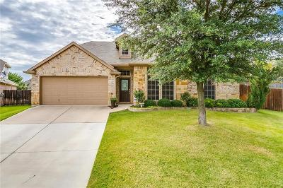 Burleson Single Family Home For Sale: 1137 Hidden Glen Court