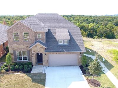 Fort Worth Single Family Home For Sale: 15425 Bluff Creek Cove