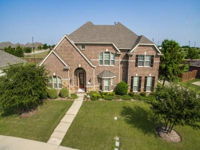 Rockwall Single Family Home For Sale: 3290 Bastrop Court