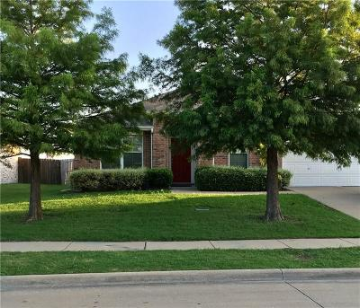 Forney Single Family Home For Sale: 110 Old Glory Lane