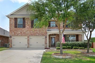 McKinney Single Family Home Active Option Contract: 5217 Buckthorn Drive