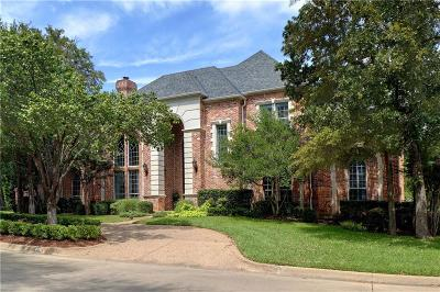 Southlake, Westlake, Trophy Club Single Family Home Active Kick Out: 809 Huntington Court
