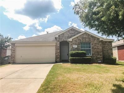Forney Single Family Home For Sale: 1031 Singletree Drive