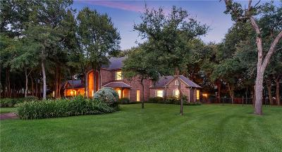 Southlake Single Family Home For Sale: 2449 Crooked Lane