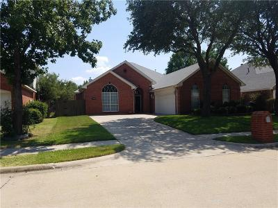 Flower Mound Single Family Home For Sale: 1705 Bershire Court