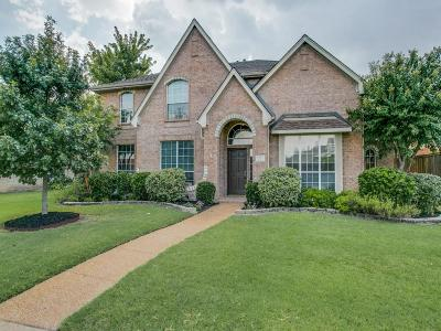 Allen Single Family Home Active Option Contract: 417 Heatherwood Drive