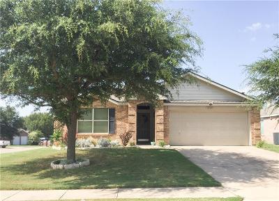 Melissa Single Family Home Active Option Contract: 2409 Buck Pass