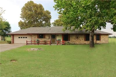 Kaufman Single Family Home Active Option Contract: 6281 Ellis Lane
