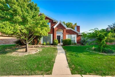 Rowlett Single Family Home Active Contingent: 7409 Aberdeen Drive