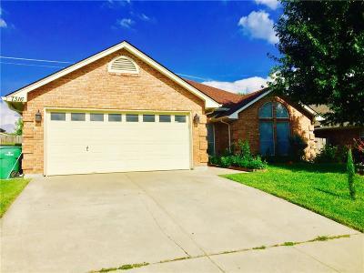 Watauga Single Family Home For Sale: 7316 Amber Drive