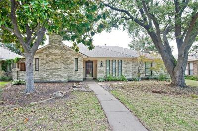 Garland Single Family Home Active Option Contract: 418 Brookfield Drive