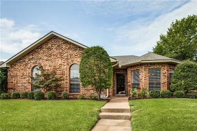 Garland Single Family Home Active Option Contract: 5109 Turtle Cove Road