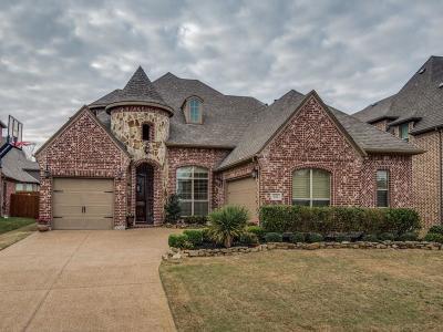 Prosper Single Family Home For Sale: 541 Hampshire Drive
