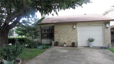 Garland Single Family Home Active Option Contract: 2827 Southern Cross Drive