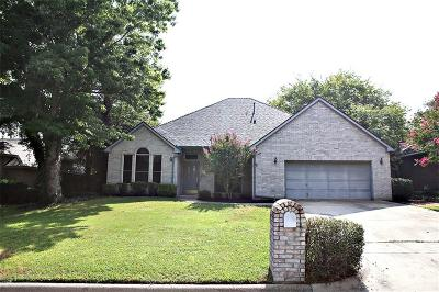 Grapevine Single Family Home Active Option Contract: 904 Trail Edge Drive