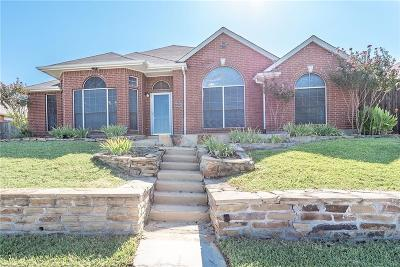 The Colony Single Family Home For Sale: 5040 Lakeshore Boulevard