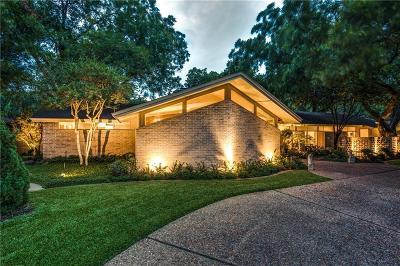Dallas Single Family Home For Sale: 1327 Bar Harbor Drive