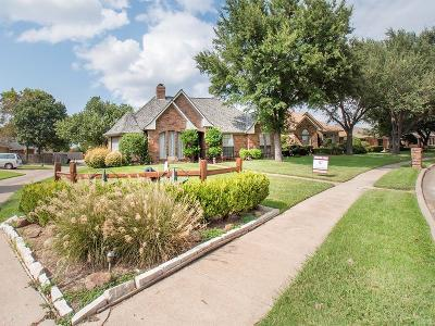 Mesquite Single Family Home For Sale: 1309 Gonzales Drive