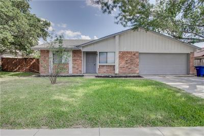 Carrollton Single Family Home Active Option Contract: 2224 Bowie Drive