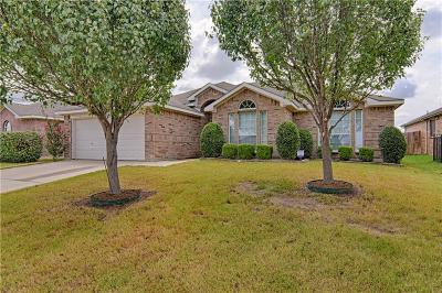 Crowley Single Family Home For Sale: 904 Mesa Vista Drive